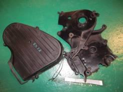 Крышка ремня ГРМ. Nissan Safari Двигатель RD28ETI