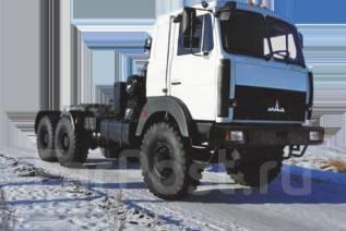 МАЗ 6425Х9-450-051. Официальный дидер Седельный тягач 6х6, 12 000 куб. см., 20 000 кг. Под заказ