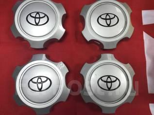 """Колпачки ( заглушки) в литье Toyota. Диаметр 4"""", 4 шт."""
