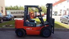 Heli CPCD35. Продаю вилочный дизельный погрузчик 3,5 тонны., 2 369 куб. см., 3 500 кг.