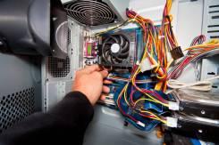 Обслуживание компьютеров. Восстановление данных. Ремонт во Владивостоке