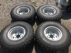 Centerline Wheels. 10.0x15, 6x139.70, ET-40, ЦО 108,0 мм.