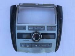 Блок управления климат-контролем. Toyota Ipsum, ACM26W, ACM26, ACM21W, ACM21 Двигатель 2AZFE
