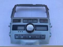 Блок управления климат-контролем. Toyota Ipsum, ACM26W, ACM21, ACM21W, ACM26 Двигатель 2AZFE