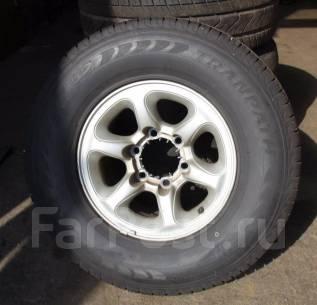 Комплект летних колес 265/70R15. 7.0x15 6x139.70 ET10