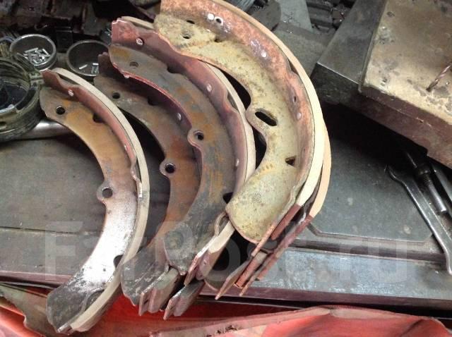 Замена любых тормозных колодок(дисковых и барабанных)Срочно!