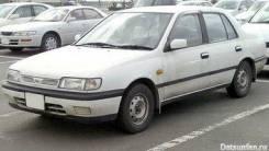 Nissan Pulsar. GA15, N14