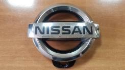 Эмблема. Nissan Patrol, Y62 Двигатель VK56VD