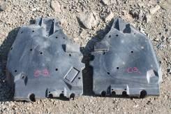 Защита топливного бака. Subaru Impreza, GH8 Двигатели: EJ20X, EJ20