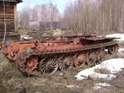 АТЗ ТТ-4. База трактора ТТ-4