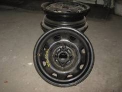 Hyundai. 5.5x14, 4x100.00, ET46, ЦО 54,1мм.