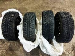 Колеса с зимними шинами в сборе Bridgestone Ice Cruiser 7000. 5.0x15 5x100.00 ET40
