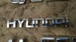 Эмблема. Hyundai Coupe Hyundai Getz Hyundai Tiburon