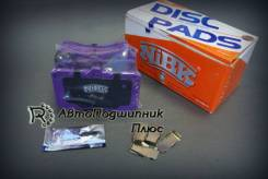 Колодка тормозная. Mazda: Demio, Familia, Training Car, Revue, Eunos 100 Ford Festiva, D25PF, DW3WF, D23PF, DW5WF Ford Laser, BG3PF, BHA8PF, BHA5SF, B...