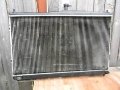 Радиатор охлаждения двигателя. Hyundai Grand Starex