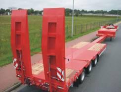 Техомs 983910. Раздвижной телескопический 40 тонн 3 оси новый, 40 000 кг.