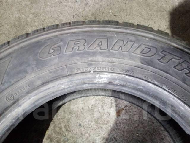 Dunlop Grandtrek ST1. Всесезонные, 50%, 4 шт