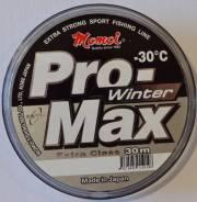 Леска Pro-Max Winter Strong 0,07мм, 30м