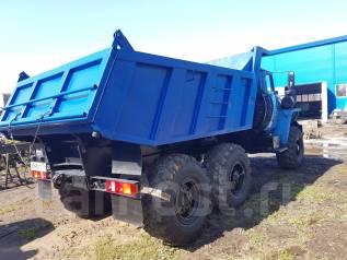 Урал. Самосвал 10т в отличном состоянии 6х6, 11 150 куб. см., 12 000 кг.