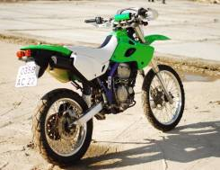 Kawasaki KLX 250SR. 250 куб. см., исправен, птс, с пробегом