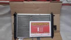 Радиатор охлаждения двигателя. Daewoo Matiz Chery QQ, S11 Двигатели: SQR372, SQR472