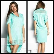 Платья-рубашки. 44, 46