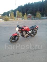 Yamaha SRX 400. 400 куб. см., исправен, птс, без пробега