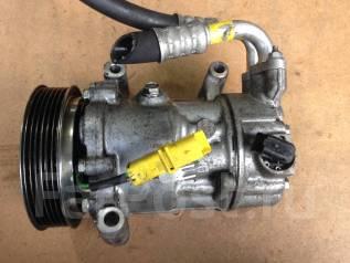 Компрессор кондиционера. Citroen C3 Citroen C4, B7 Citroen Berlingo Citroen C5 Peugeot: 5008, Partner, 308, 207, 307, 206 Двигатели: TU5JP4, ET3J4