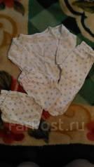 Пакет одежды на малыша. Рост: 50-60 см