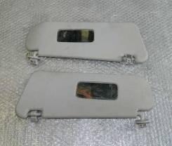 Козырек солнцезащитный. Chevrolet Aveo, T250