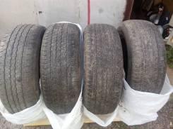 Bridgestone Dueler H/T D840. Летние, 2010 год, износ: 50%, 4 шт