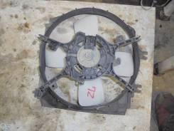 Вентилятор охлаждения радиатора. Mazda Familia S-Wagon Mazda Familia Двигатель ZLVE