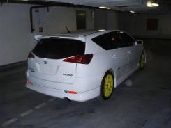 Накладка на стойку. Toyota Caldina