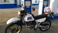 Suzuki DR 200. 200 куб. см., исправен, птс, с пробегом