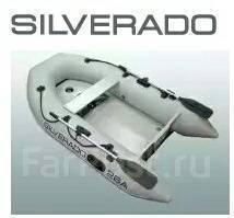 Silverado Air Deck 31A. длина 3,10м., двигатель подвесной