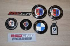 Эмблемы шильд кнопка сигнала брелок BMW БМВ Alpina. Alpina BMW