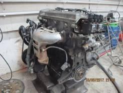 Двигатель в сборе. Toyota Corolla Двигатель 5EFE