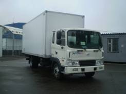 Hyundai HD120. HD 120 Extra Long c фургоном промтоварным, 5 600 куб. см., 7 000 кг. Под заказ