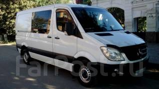 Mercedes-Benz Sprinter. Mercedes benz sprinter, 2 200 куб. см., 2 000 кг.
