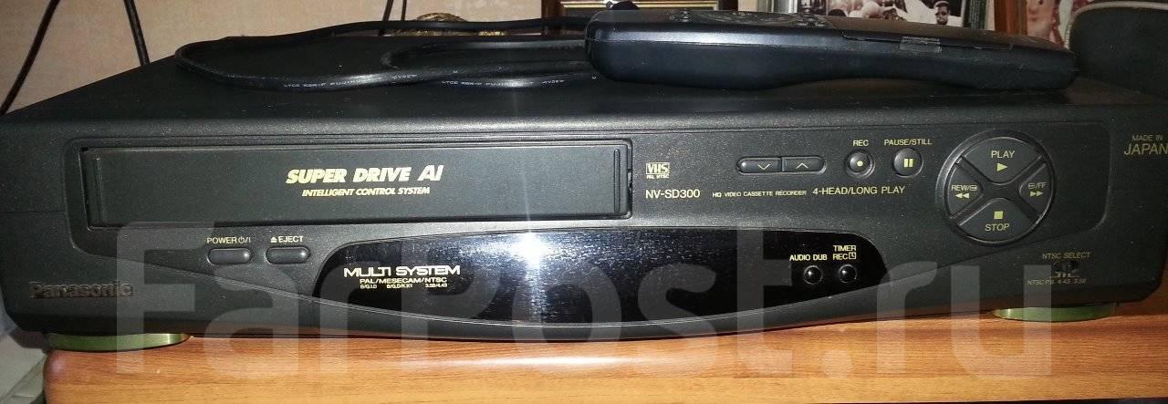 Видеомагнитофоны lg инструкции