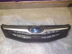 Решетка радиатора. Subaru Impreza WRX, GH Subaru Impreza, GH7, GH8, GH6, GH3, GH2 Двигатели: EJ154, EJ20X, EJ203