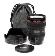 Объектив Canon 24-105 F4 USM. Для Canon, диаметр фильтра 77 мм