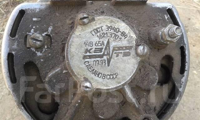 Генератор. ГАЗ 53 ГАЗ Газон Next ГАЗ 3307 Кавз 3976