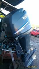 Yamaha. 95,00л.с., 4-тактный, бензиновый, нога L (508 мм), Год: 2007 год