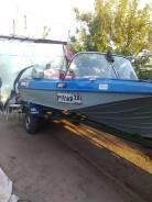 Казанка-5М. Год: 2003 год, длина 5,00м., двигатель подвесной, 50,00л.с., бензин