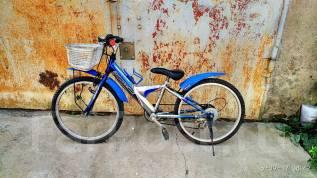 Японские велосипеды во владивостоке