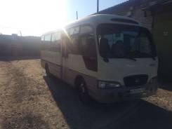 Hyundai County. Автобус hynday caunty, 3 900куб. см., 25 мест