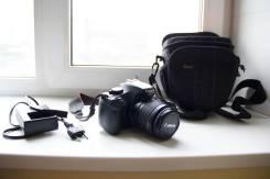 Canon EOS 1100D Kit. 10 - 14.9 Мп, зум: 4х