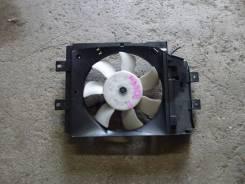 Вентилятор радиатора кондиционера NISSAN MARCH