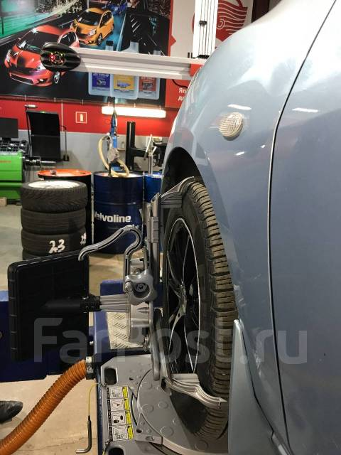 Диагностика и ремонт ДВС АКПП CVT подвески реек сканер - Автосервис